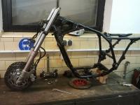 Rahmen XJ900